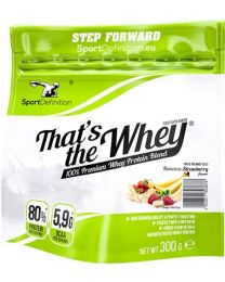 Sport Definition THAT'S THE WHEY – 300G
