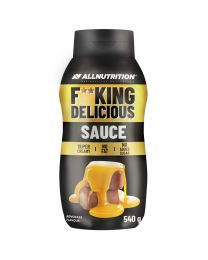 Allnutrition FITKING DELICIOUS SAUCE ADVOCAT 540g