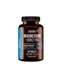 Sport Definition Essence Magnesium + D3K2 + B6 - 90 tabl.