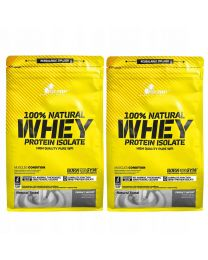 Olimp Pure Whey Isolate 600 g x 2 = 1200 g