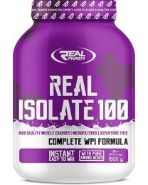 Real Pharm Isolate 100 1800g. PUSZKA