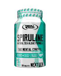 Real Pharm Spiruline 90 tab