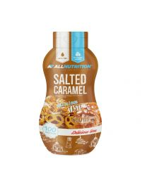 Allnutrition SWEET SAUCE 500ml SALTED CARAMEL