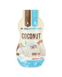 Allnutrition SWEET SAUCE 500ml COCONUT