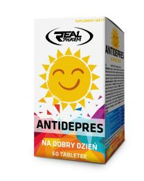 REAL PHARM ANTIDEPRES 60TAB