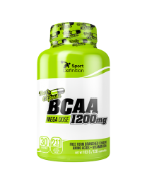 Sport Definition BCAA 1200 mg That's The Capsules