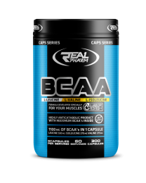 Real Pharm BCAA 300 kaps