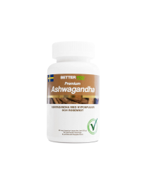 Better You Premium ASHWAGANDHA 90 kaps.
