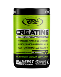 Real Pharm CREATINE 300 kaps