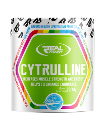 Real Pharm CYTRULLINE 200 g