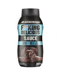 Allnutrition FITKING DELICIOUS SAUCE CHOCOLATE 540g