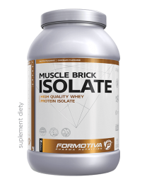 Formotiva Muscle Brick Isolate 2000g