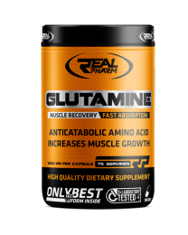 Real Pharm GLUTAMINE 300 kaps