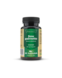 Pharmovit Saw Palmetto 4:1 400 mg 60 kaps