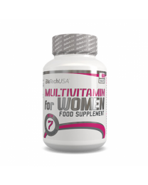 Biotech Multivitamin for Women 60 tabl