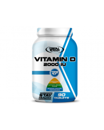 Real Pharm Vitamin D 2000 90tabl