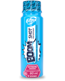 6Pak Nutrition Boom Shot 80ml