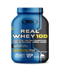 Real Pharm  Real Whey 100 2250g
