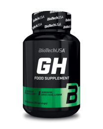 Biotech GH Hormone Regulator 120 kaps
