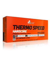 Olimp Thermo Speed Hardcore 120 kaps