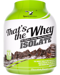 Sport Definition THAT'S THE WHEY ISOLATE – 2100G