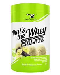 Sport Definition THAT'S THE WHEY ISOLATE – 700G