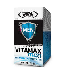Real Pharm Vitamax Men 60 tabl