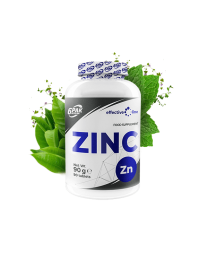 6Pak Nutrition EFFECTIVE LINE ZINC 90 tab