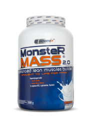 Biogenix Monster Mass 2.0 3500g